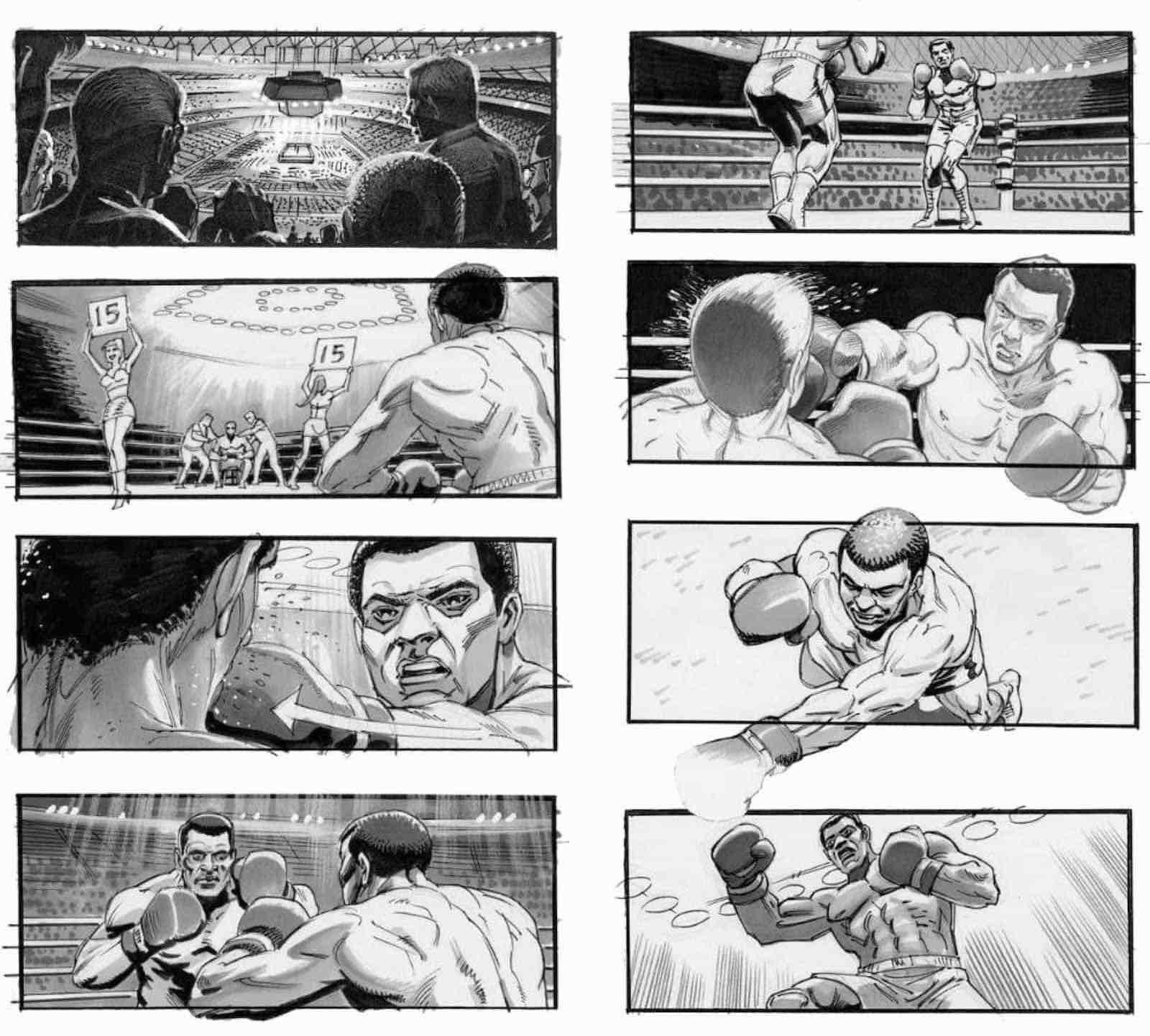 El storyboard: una herramienta de producción audiovisual | Panda Cinemático